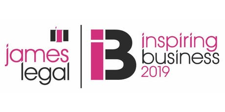 Inspiring Business 2019 - Tuning in to what makes you tick tickets