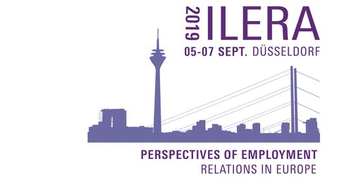 ILERA European Congress: 05-07 Sept. 2019