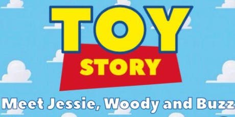 Toy Story Afternoon Tea tickets