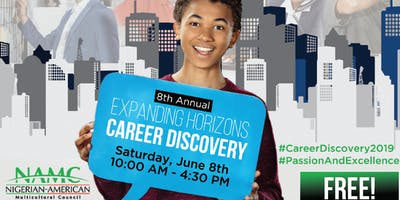 8th Annual NAMC Career Discovery: Passion and Excellence