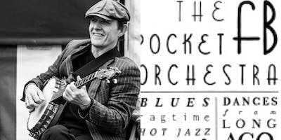 The FB Pocket Orchestra LIVE from the vineyard