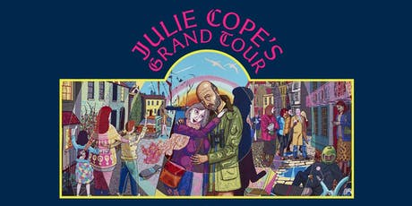 GRAYSON PERRY: Julie Cope's Grand Tour - July Tickets tickets