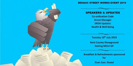 SEHAUC Street Works Event 2019 tickets