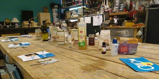 Atelier Écolo c'est Économe - Produits cosmétiques et ménagers (prix libre)