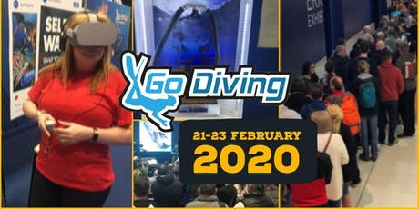 GO Diving 22-23 February 2020 tickets