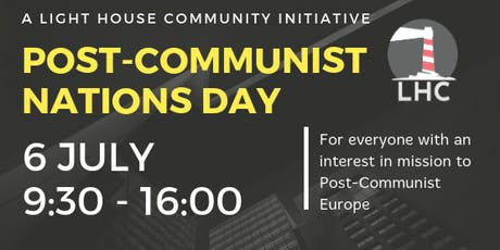 Post Communist Nations Day tickets