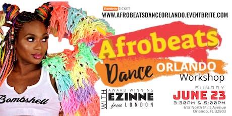 Afrobeats Dance Orlando Workshop tickets