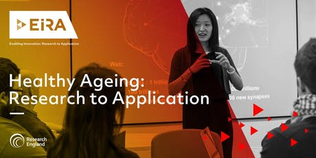 Healthy Ageing: Research to Application tickets