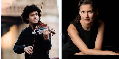 Music For Youth Benefit featuring Kobi Malkin, violin; Anna Polonsky, piano