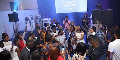 Sunday Worship Service at the energetic Church in