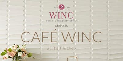 Cafe WINC at the Tile Shop