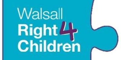 Walsall Right 4 Children east Loclaity workshop