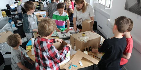 Design Quest:The Children's Green Space Manifesto tickets