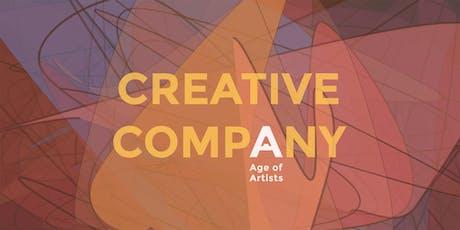 Salongespräch: Creative Company zu Gast bei Sipgate (Düsseldorf) Tickets