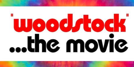 Merriweather Movie Nights featuring Woodstock (film) tickets