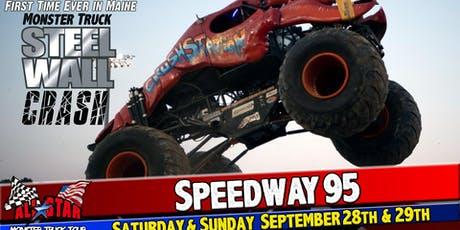 All Star Monster Trucks at Speedway 95 tickets