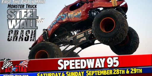 All Star Monster Trucks at Speedway 95