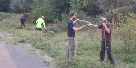 St Nicks Evening Conservation Group - Scything, raking and sowing tickets