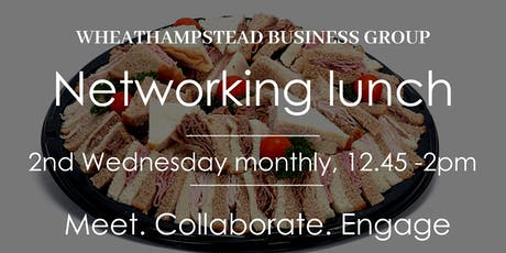 Lunch Networking Wheathampstead Businesses (WEB) tickets