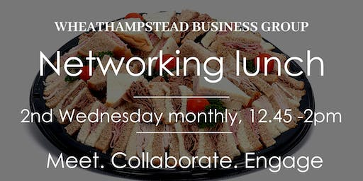 Lunch Networking Wheathampstead Businesses (WEB)