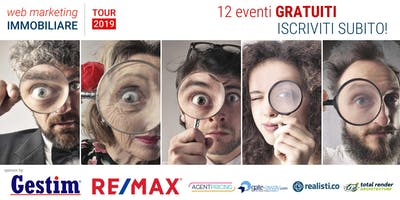 Web Marketing Immobiliare - TOUR 2019 - Genova