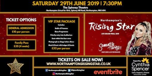 Northampton's Rising Star 2019 - Grand Final