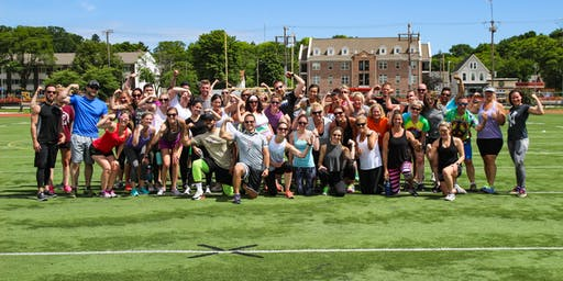 Hartfest's BACKYARD BOOTCAMP presented by Toned Body Fitness
