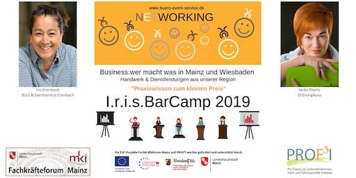 I.r.i.s. BarCamp 2019