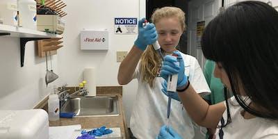 Teen DNA Detective Summer Workshop