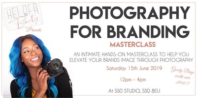 Photography for Branding