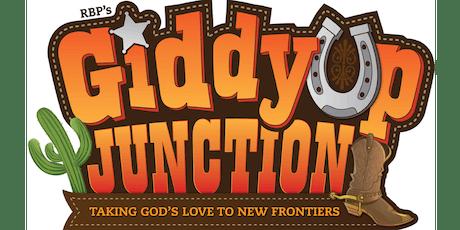 Summer Fun Shoppe - GiddyUp Junction tickets