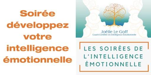 Soirée Intelligence Emotionnelle : vos émotions : vos atouts