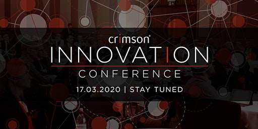Crimson Innovation Conference 2020 -   Building the Future Human Workforce