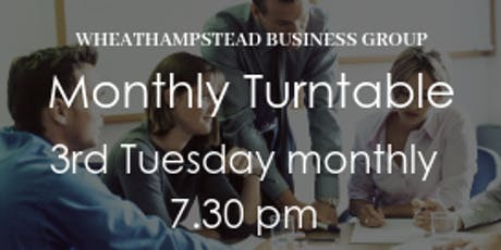 Wheathampstead Businesses Turntable tickets