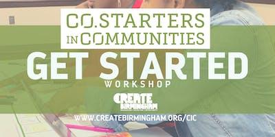 CIC Get Started Workshop #5