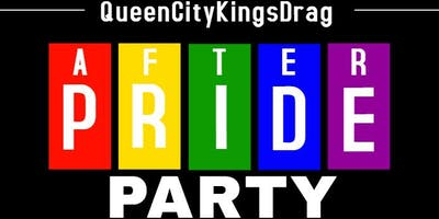 Queen City Kings Drag presents The After Pride Party