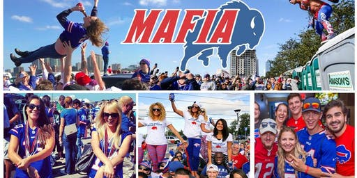 Bills Mafia Bar Crawl I Sat 9/7