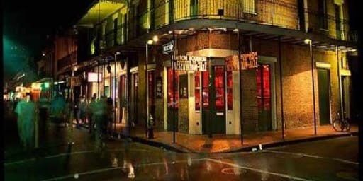 Unsolved Mysteries of New Orleans Tour