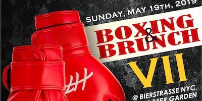 HF Presents Boxing & Brunch VII