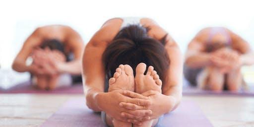 Restorative Stretching Class