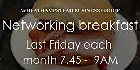 Breakfast Networking Wheathampstead Businesses (WEB)