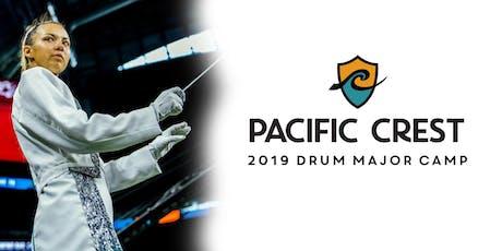 2019 Pacific Crest Drum Major Camp - Moreno Valley tickets