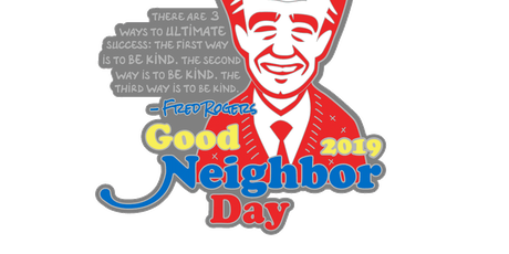 2019 Good Neighbor Day 1 Mile, 5K, 10K, 13.1, 26.2 -Houston tickets