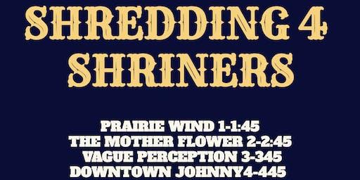 Shredding 4 Shriners