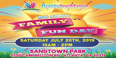 Healthy South Fulton Family Fun Day