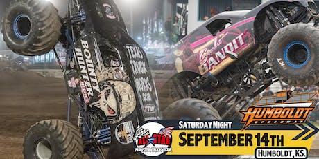 All Star Monster Trucks - Humboldt Speedway tickets