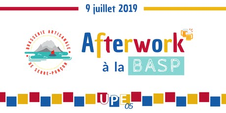 Afterwork à la BASP billets