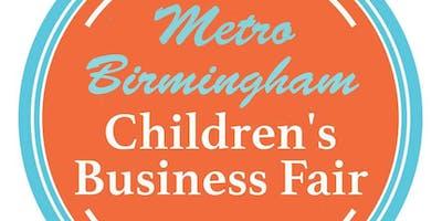 Metro Birmingham Children's Business Fair