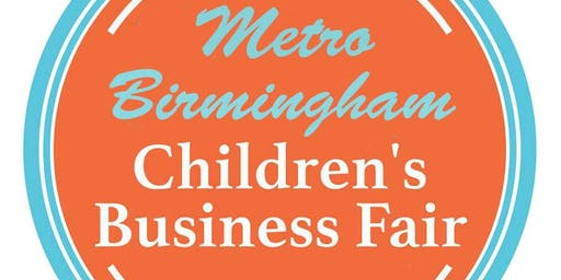 Metro Birmingham Children's Business Fair