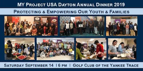 Dayton Annual Dinner 2019 with Mayor Nan Whaley  tickets